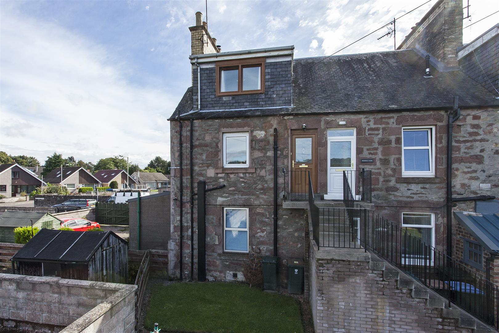 8, Coral Bank Terrace, Rattray, Blairgowrie, Perthshire, PH10 7EJ, UK